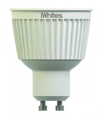 Ampoule led Gu 10 blanc telecommandable 7 W