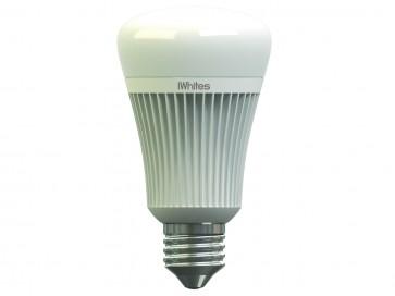 Ampoule led E27 blanc telecommandable 11 W
