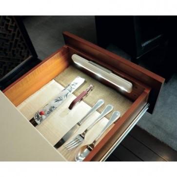 Applique Led à piles sensor magnetique LINO 15 lumens Blanc LightTopps Tiroir