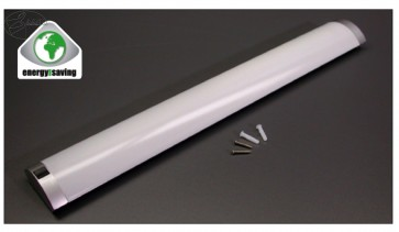 Réglette Fluo LEROS 8W Starlicht Eco énergie Titan