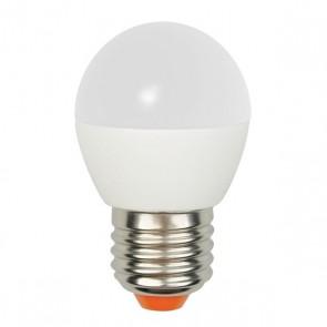 Ampoule Led E27 mini globe 36° 3000k 4W