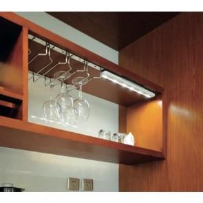 Applique Led à piles télécommande LINO 60 lumens Blanc LightTopps