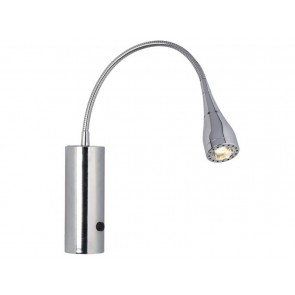 Applique murale MENTO Flexible Led 3W chrome