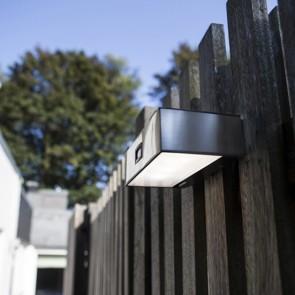BRICK applique murale sensor extérieur solaire