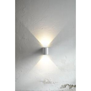 Applique murale extérieure CANTO LED 3W Blanc Nordlux