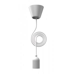 FUNK Cordon E27 Blanc