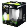 Lampe Jardin Pack de 4 bornes solaire extérieure 5 lumens Duracell